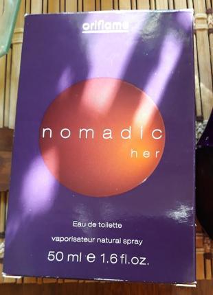 Nomadic парфюсированная вода