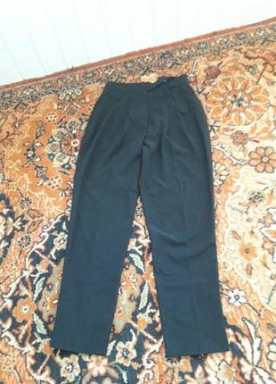 Классические чёрные брюки со стрелками💃