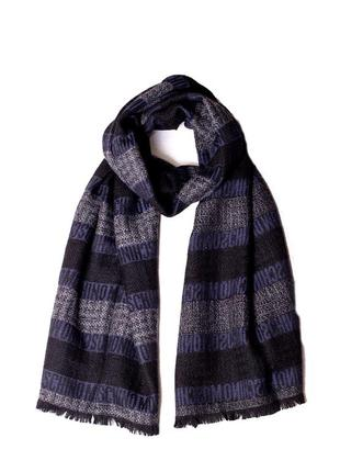 Мужской шарф moschino (50086)