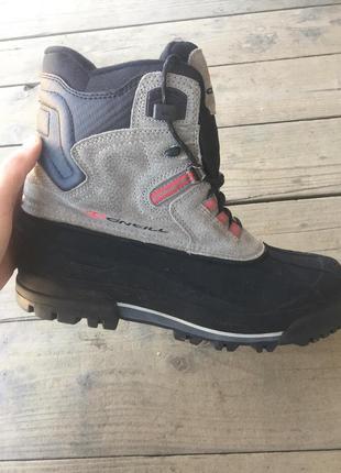 Отличные ботинки сапоги