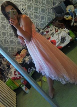 Платье на выпускной или на любое мероприятие