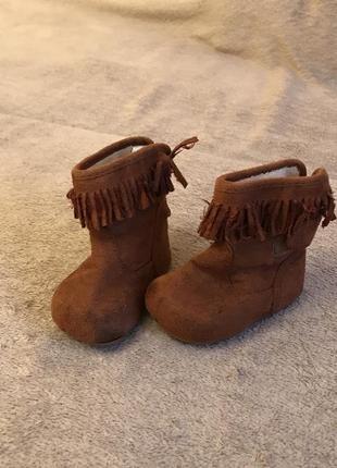 Сапожки сапоги ботинки ботиночки осенние весна next h&m первые шаги