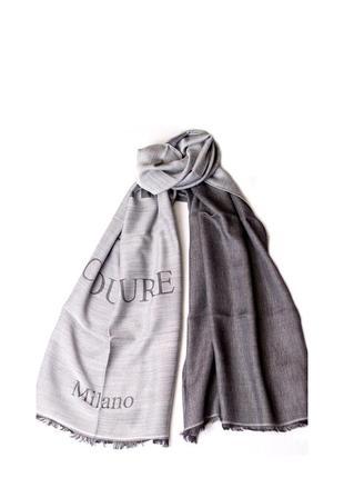 Женский шарф moschino (30573)