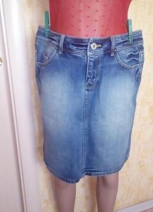 Джинсовая юбка/джинсовая юбка/юбка/прямая юбка