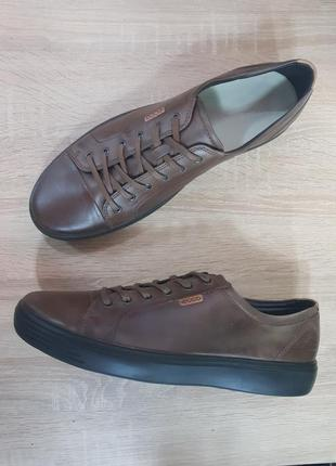 Оригинальные мужские кроссовки ecco soft