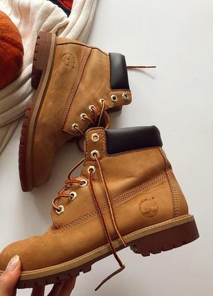 Крутые ботинки timberland оригинал рр 35,5