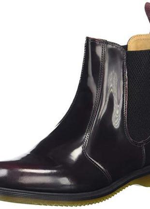 Ботинки челси dr. martens flora р. 41