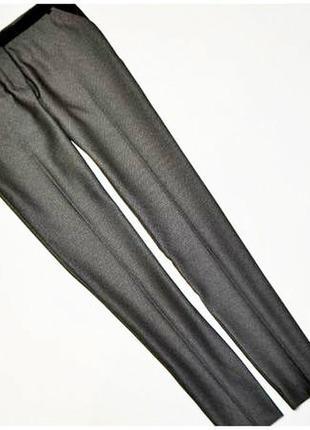 Стильные зауженные брюки классика деловые