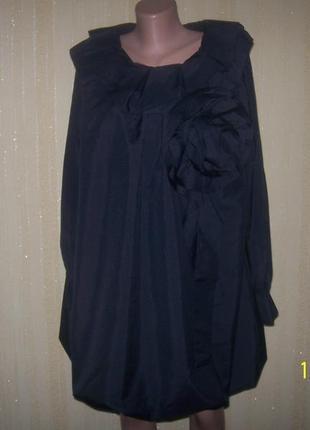 Шикарное платье баллон  бренд cuple/испания