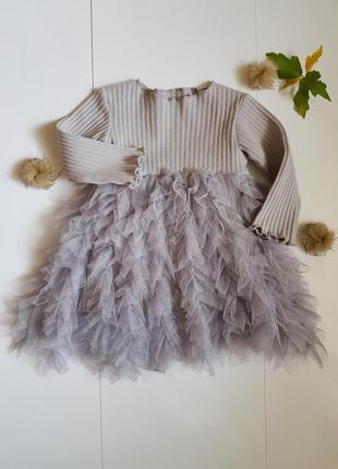 Сукня на рік, плаття на рочок, платье на годик
