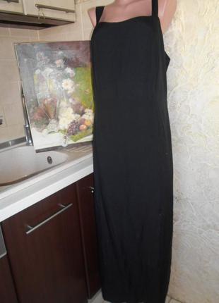 #onyx# made in usa#платье длинное офис батал # сарафан#большой размер 22 #