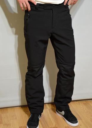 Crane, оригинал  фирменные штаны, очень теплые зимние
