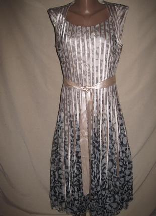 Красивенное платье quiz р-р12