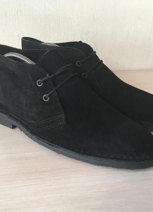 Замшевые ботинки blow monkey оригинал испания