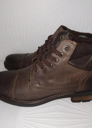 Зимові черевички roberto santi