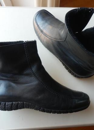Зимние ботинки sempler 40р