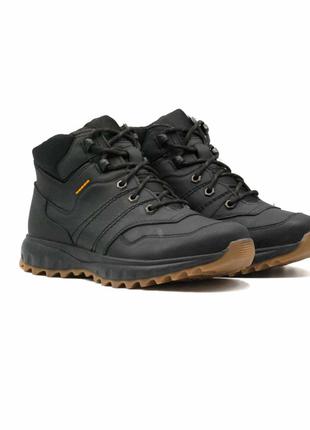 Мужские зимние кроссовки ботинки натуральная кожа в наличии украина