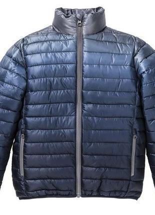 Теплая стеганая куртка.pepperts/германия.140 рост