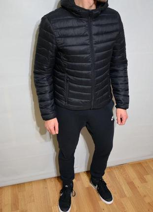 Terranova,  фирменная   стильная мужская  куртка , дутик, стильный  фасон