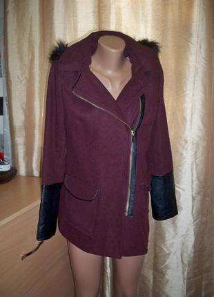 """Фірмове пальто-косуха аtmosphere, 10, в""""єтнам."""