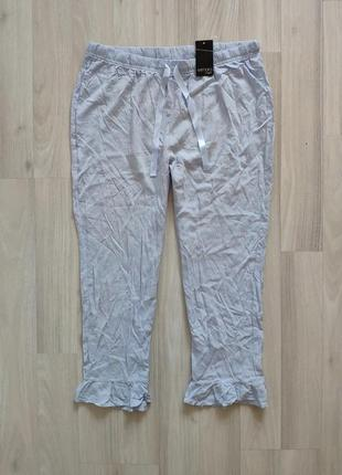 Піжамні укорочені штани пижамные укороченые штанишки