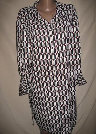 Платье-туника f&f р-р20,
