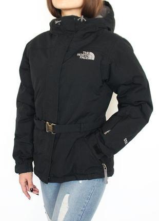 Пуховик пуховая зимняя куртка с капюшоном теплая дутая на пуху