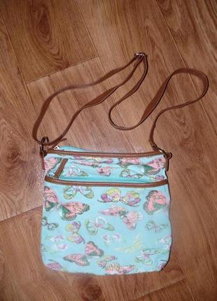 Милая сумочка в бабочкм