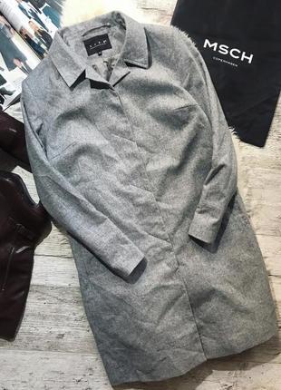 Легкое шерстяное пальто cite copenhagen, 42