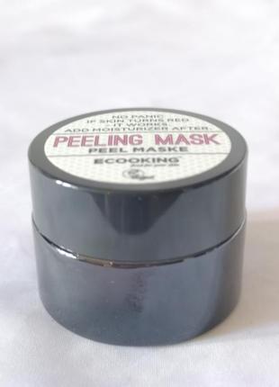 Пилинг-маска ecooking peeling mask 15 мл.