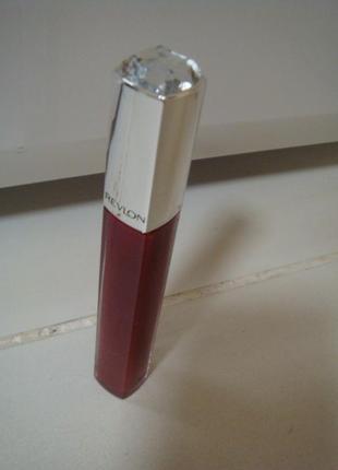 Revlon сияющий блеск для губ ultra hd lip lacquer № 545  есть подарки.