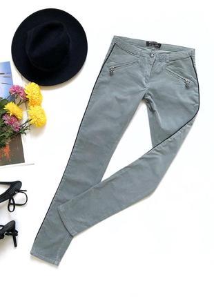 Вилюровые вельветовые брюки maison scotch, ращмер 26