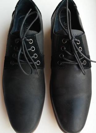 Туфли кожаные jones bootmaker, англия.
