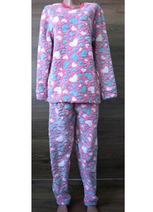 Пижама теплая