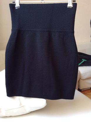 Теплая юбка шерсть 💋marc cain