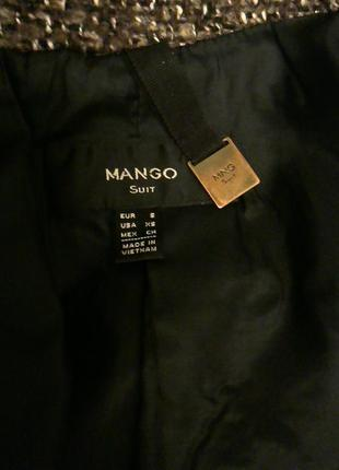 Пальто oversize mango5