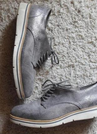 Туфли мокасины seveneast