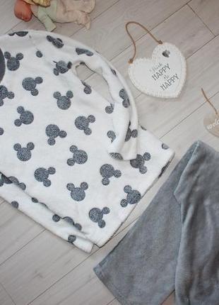 Пижама махра плюшевая разм м
