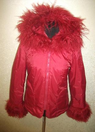 Куртка от lynne греция с ламой