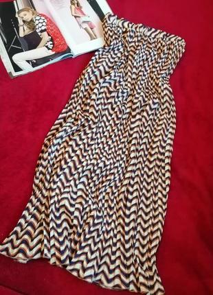 Шикарна юбка пліссе