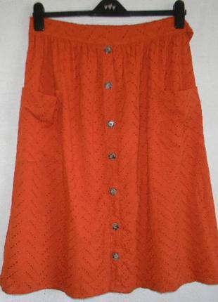 Новая натуральная юбка