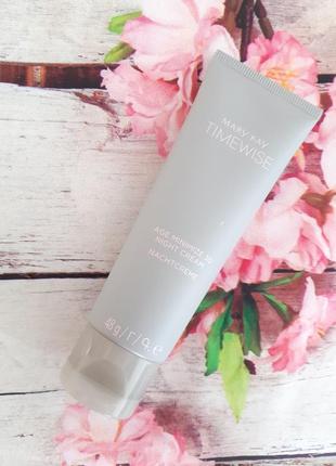 Ночной крем для комбинированной кожи timewise age minimize 3d night cream