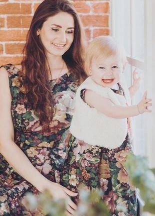 Family look для мами, дочки і бабочка для тат🔥
