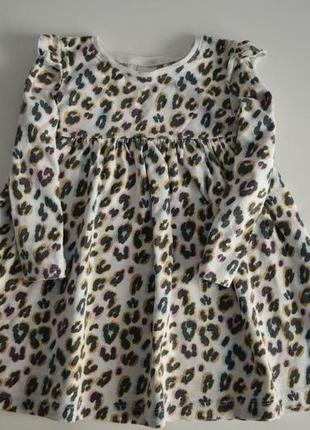 Платье некст на 1,5-2г.
