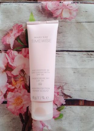 Дневной крем для комбинированной кожи timewise age minimize 3d day cream with spf 30