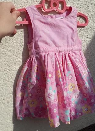 Сукня для малечі