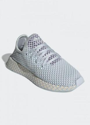 Женские кроссовки adidas deerupt runner  cg6083