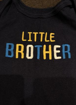 Бодик little brother carter's
