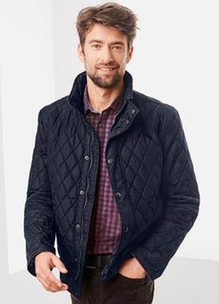 Стеганая куртка от tchibo, германия – стильный вариант для прохладной погоды - р. xl-xxl