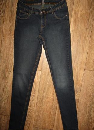 Зауженные джинсы р-р 27-28 бренд hema